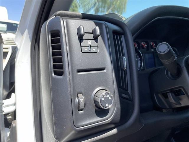 2021 Chevrolet Silverado 5500 Regular Cab DRW 4x2, Scelzi Signature Service Body #MH614328 - photo 17