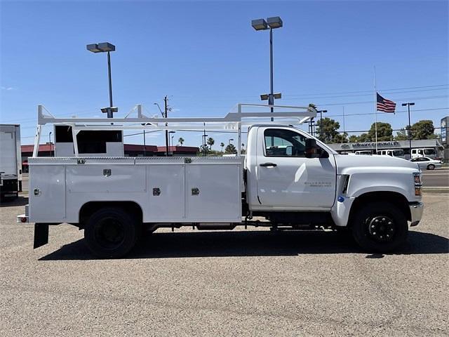2021 Chevrolet Silverado 5500 Regular Cab DRW 4x2, Scelzi Signature Service Body #MH614328 - photo 7