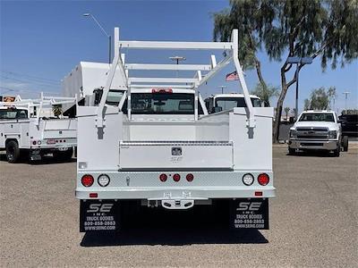 2021 Chevrolet Silverado 5500 Regular Cab DRW 4x2, Scelzi Signature Service Body #MH614328 - photo 5