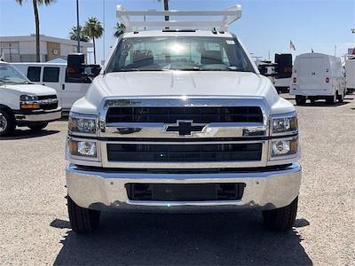 2021 Chevrolet Silverado 5500 Regular Cab DRW 4x2, Scelzi Signature Service Body #MH614328 - photo 9