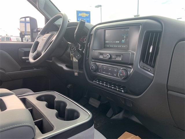 2021 Chevrolet Silverado 4500 Regular Cab DRW 4x2, RhinoPro Truck Outfitters Contractor Body #MH619941 - photo 12