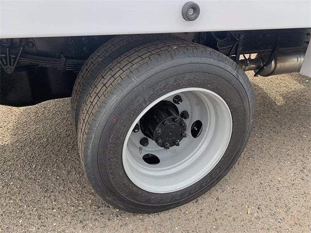 2021 Chevrolet Silverado 4500 Regular Cab DRW 4x2, RhinoPro Truck Outfitters Contractor Body #MH619941 - photo 14