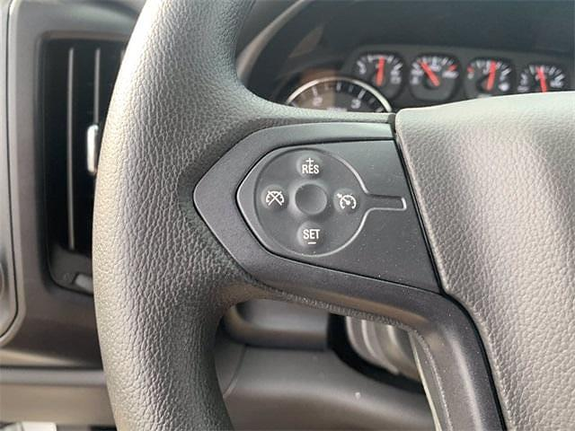 2021 Chevrolet Silverado 4500 Regular Cab DRW 4x2, RhinoPro Truck Outfitters Contractor Body #MH619941 - photo 24