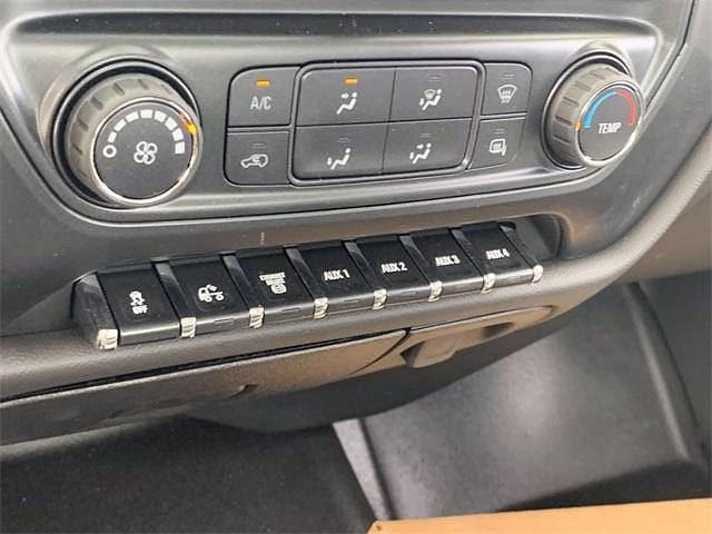 2021 Chevrolet Silverado 4500 Regular Cab DRW 4x2, RhinoPro Truck Outfitters Contractor Body #MH619941 - photo 25
