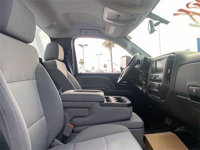 2021 Chevrolet Silverado 4500 Regular Cab DRW 4x2, RhinoPro Truck Outfitters Contractor Body #MH619941 - photo 11