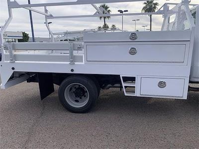 2021 Chevrolet Silverado 4500 Regular Cab DRW 4x2, RhinoPro Truck Outfitters Contractor Body #MH619941 - photo 13