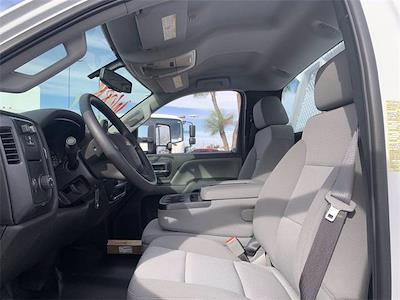 2021 Chevrolet Silverado 4500 Regular Cab DRW 4x2, RhinoPro Truck Outfitters Contractor Body #MH619941 - photo 21