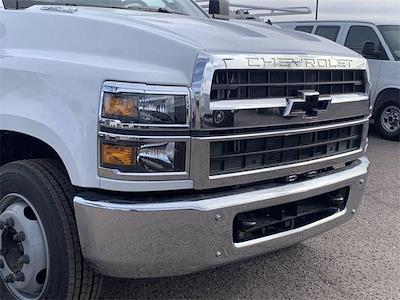 2021 Chevrolet Silverado 4500 Regular Cab DRW 4x2, RhinoPro Truck Outfitters Contractor Body #MH619941 - photo 6