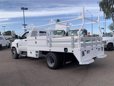 2021 Chevrolet Silverado 4500 Regular Cab DRW 4x2, RhinoPro Truck Outfitters Contractor Body #MH619941 - photo 2