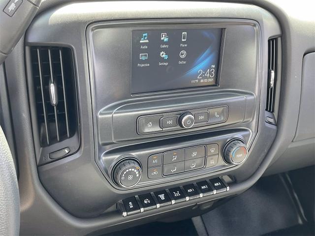 2021 Chevrolet Silverado 4500 Regular Cab DRW 4x2, Scelzi CTFB Contractor Body #MH622239 - photo 18