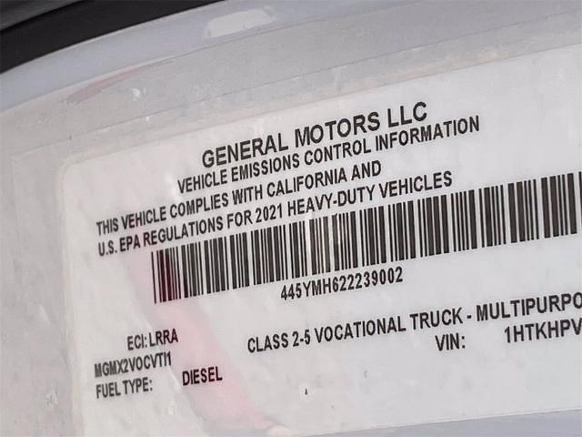 2021 Chevrolet Silverado 4500 Regular Cab DRW 4x2, Scelzi CTFB Contractor Body #MH622239 - photo 25