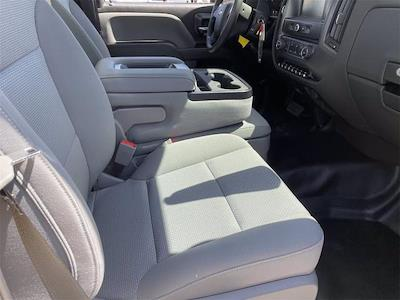 2021 Chevrolet Silverado 4500 Regular Cab DRW 4x2, Scelzi CTFB Contractor Body #MH622239 - photo 12