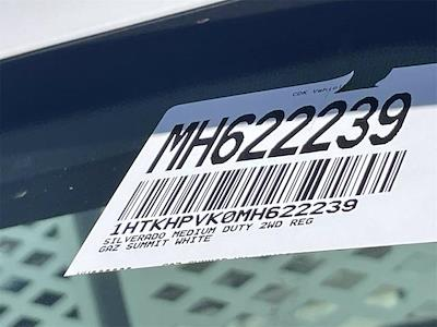 2021 Chevrolet Silverado 4500 Regular Cab DRW 4x2, Scelzi CTFB Contractor Body #MH622239 - photo 24