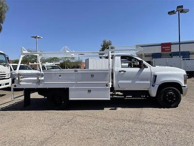 2021 Chevrolet Silverado 4500 Regular Cab DRW 4x2, Scelzi CTFB Contractor Body #MH622239 - photo 7