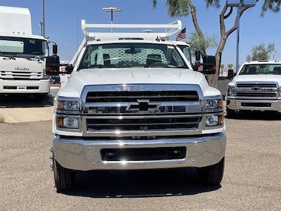 2021 Chevrolet Silverado 4500 Regular Cab DRW 4x2, Scelzi CTFB Contractor Body #MH622239 - photo 9