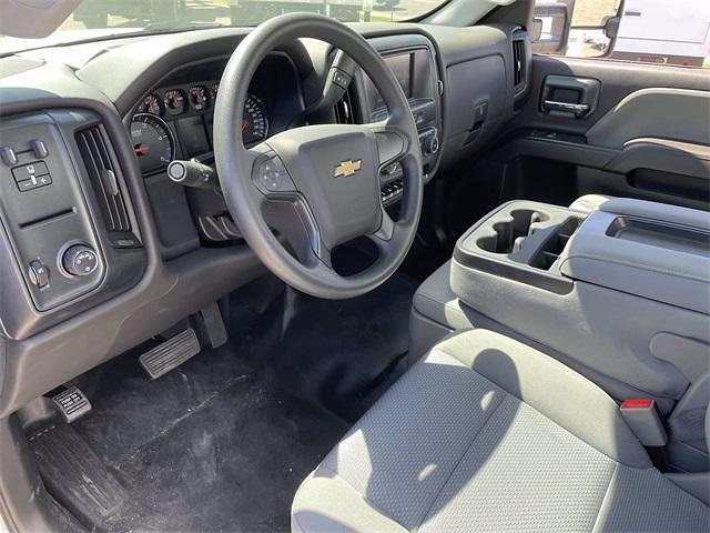 2021 Chevrolet Silverado 4500 Regular Cab DRW 4x2, Scelzi CTFB Contractor Body #MH622240 - photo 14