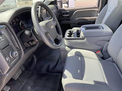 2021 Chevrolet Silverado 4500 Regular Cab DRW 4x2, Scelzi CTFB Contractor Body #MH622240 - photo 15