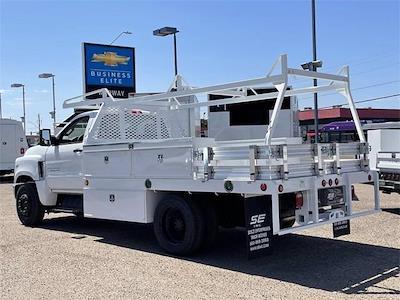 2021 Chevrolet Silverado 4500 Regular Cab DRW 4x2, Scelzi CTFB Contractor Body #MH622240 - photo 2