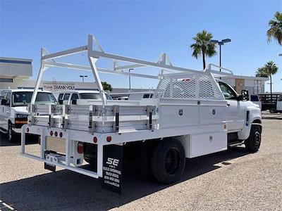 2021 Chevrolet Silverado 4500 Regular Cab DRW 4x2, Scelzi CTFB Contractor Body #MH622240 - photo 6