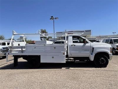 2021 Chevrolet Silverado 4500 Regular Cab DRW 4x2, Scelzi CTFB Contractor Body #MH622240 - photo 7