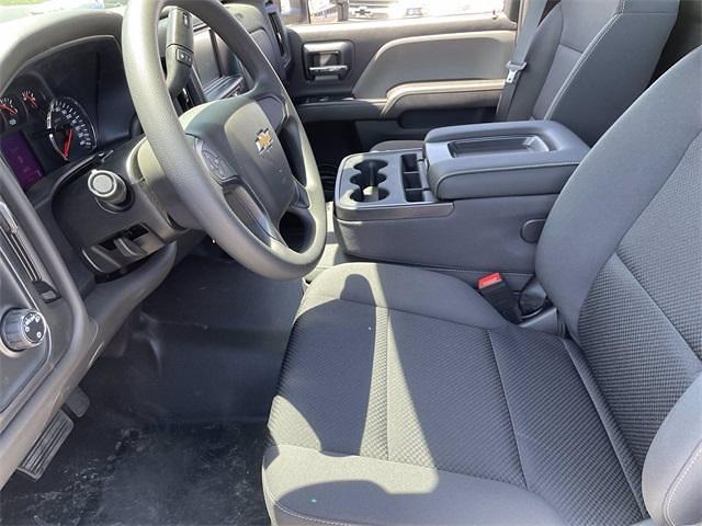 2021 Chevrolet Silverado 5500 Regular Cab DRW 4x4, Cab Chassis #MH626934 - photo 16