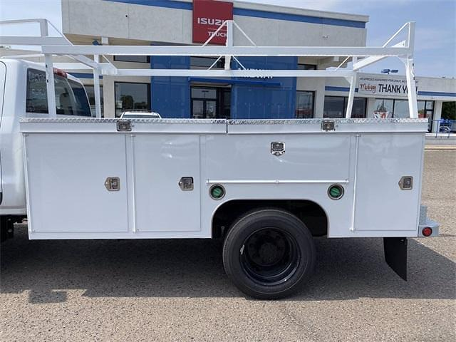 2021 Chevrolet Silverado 4500 Regular Cab DRW 4x2, Scelzi Signature Service Body #MH630924 - photo 10