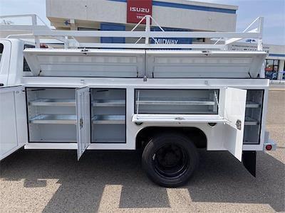 2021 Chevrolet Silverado 4500 Regular Cab DRW 4x2, Scelzi Signature Service Body #MH630924 - photo 11