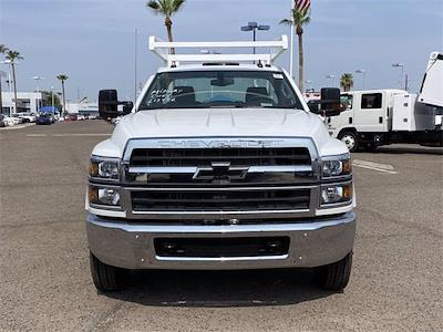 2021 Chevrolet Silverado 4500 Regular Cab DRW 4x2, Scelzi Signature Service Body #MH630924 - photo 9