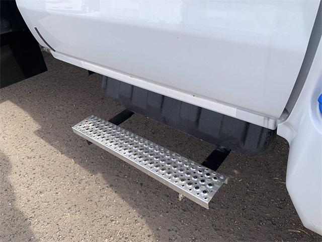 2021 Chevrolet Silverado 4500 Regular Cab DRW 4x4, CM Truck Beds PL Model Stake Bed #MH648838 - photo 11