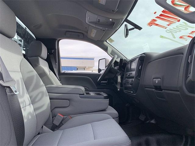 2021 Chevrolet Silverado 4500 Regular Cab DRW 4x4, CM Truck Beds PL Model Stake Bed #MH648838 - photo 12