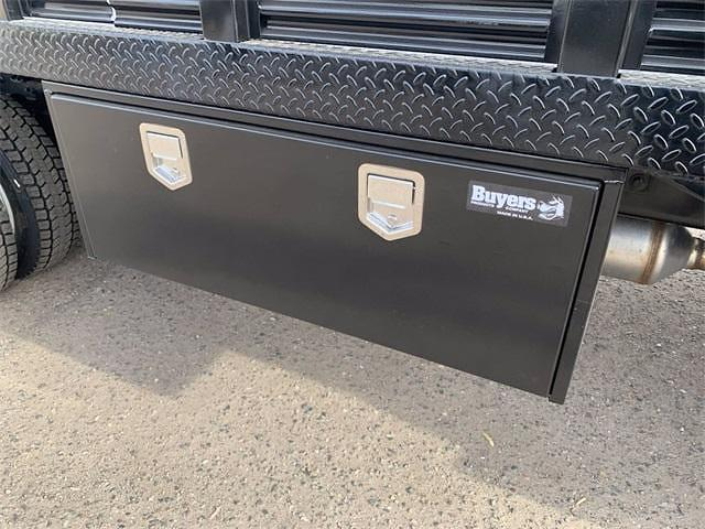 2021 Chevrolet Silverado 4500 Regular Cab DRW 4x4, CM Truck Beds PL Model Stake Bed #MH648838 - photo 13