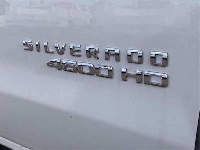 2021 Chevrolet Silverado 4500 Regular Cab DRW 4x4, CM Truck Beds PL Model Stake Bed #MH648838 - photo 10
