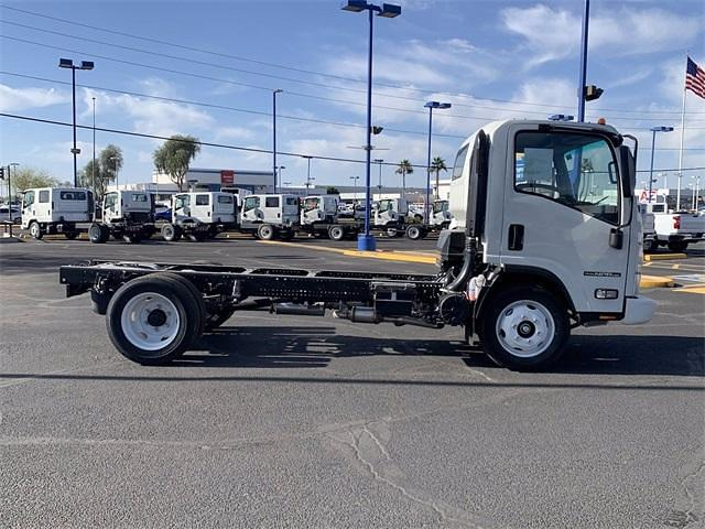 2021 Isuzu NPR 4x2, Cab Chassis #MS200310 - photo 9