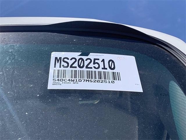 2021 Isuzu NPR 4x2, Cab Chassis #MS202510 - photo 24