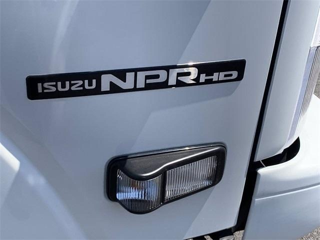 2021 Isuzu NPR-HD 4x2, Cab Chassis #MS203163 - photo 11