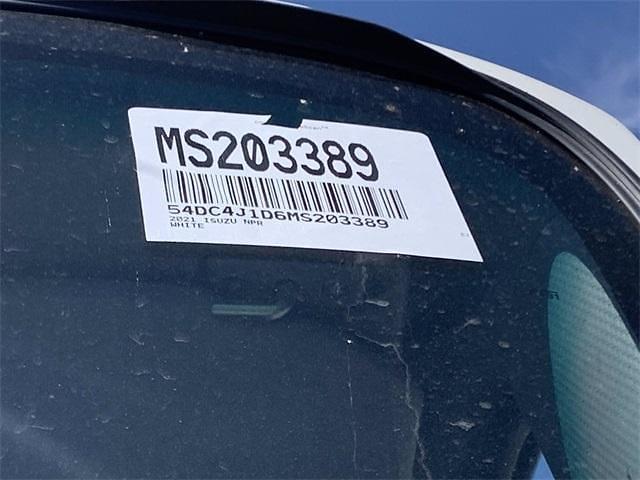 2021 Isuzu NPR-HD 4x2, Cab Chassis #MS203389 - photo 25