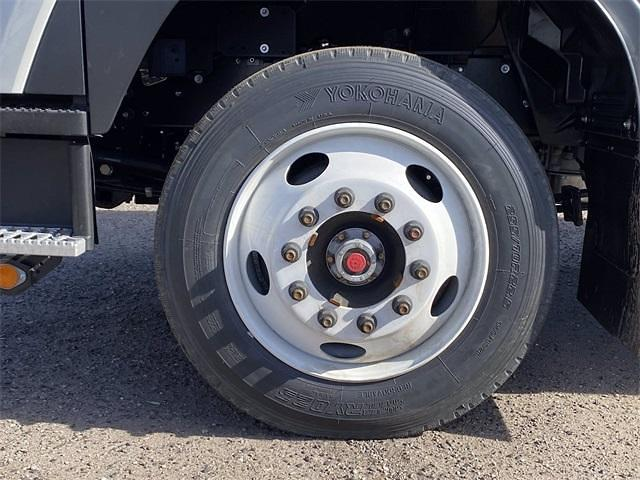 2021 Isuzu FTR Regular Cab 4x2, Sun Country Truck Landscape Dump #MSG70156 - photo 10