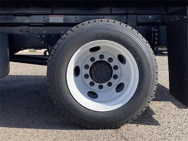 2021 Isuzu FTR Regular Cab 4x2, Sun Country Truck Landscape Dump #MSG70156 - photo 11
