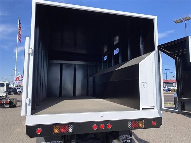 2021 Isuzu FTR Regular Cab 4x2, Sun Country Truck Landscape Dump #MSG70156 - photo 20