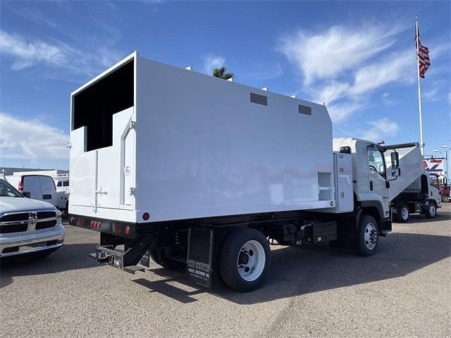 2021 Isuzu FTR Regular Cab 4x2, Sun Country Truck Landscape Dump #MSG70156 - photo 7