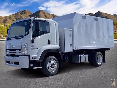 2021 Isuzu FTR Regular Cab 4x2, Sun Country Truck Landscape Dump #MSG70156 - photo 1