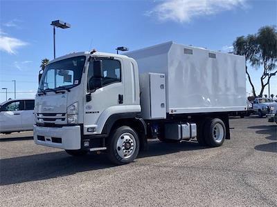 2021 Isuzu FTR Regular Cab 4x2, Sun Country Truck Landscape Dump #MSG70156 - photo 3