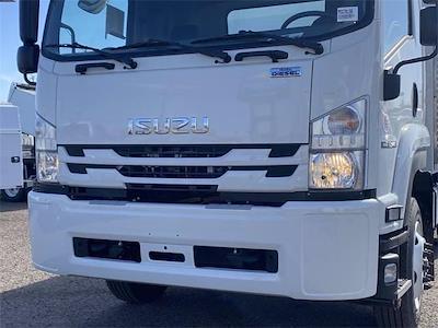 2021 Isuzu FTR Regular Cab 4x2, Sun Country Truck Landscape Dump #MSG70156 - photo 4