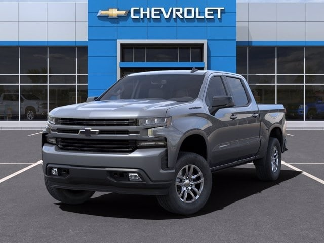 2021 Chevrolet Silverado 1500 Crew Cab 4x2, Pickup #MZ112373 - photo 6