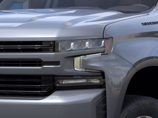 2021 Chevrolet Silverado 1500 Crew Cab 4x2, Pickup #MZ112373 - photo 8