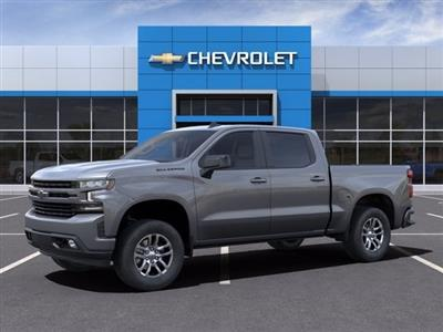 2021 Chevrolet Silverado 1500 Crew Cab 4x2, Pickup #MZ112373 - photo 3