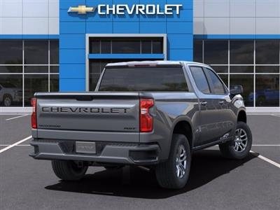 2021 Chevrolet Silverado 1500 Crew Cab 4x2, Pickup #MZ112373 - photo 2