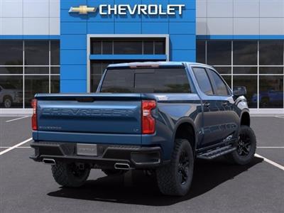 2021 Chevrolet Silverado 1500 Crew Cab 4x4, Pickup #MZ117599 - photo 2