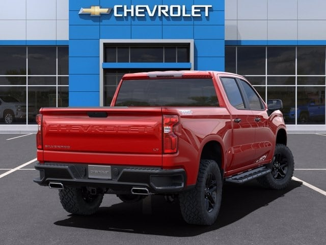 2021 Chevrolet Silverado 1500 Crew Cab 4x4, Pickup #MZ118512 - photo 2
