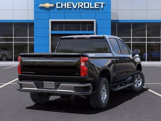 2021 Chevrolet Silverado 1500 Crew Cab 4x4, Pickup #MZ119499 - photo 2